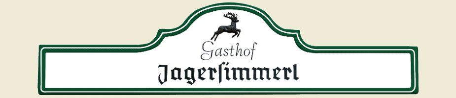 Gasthof Jagersimmerl - Home